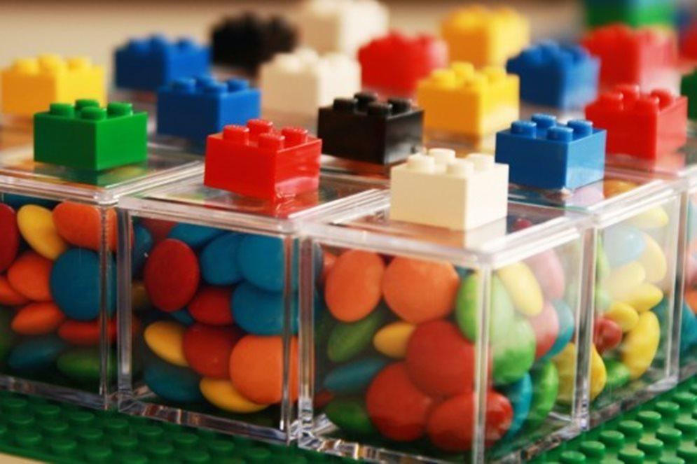 Decoração Festa Infantil Lego 7