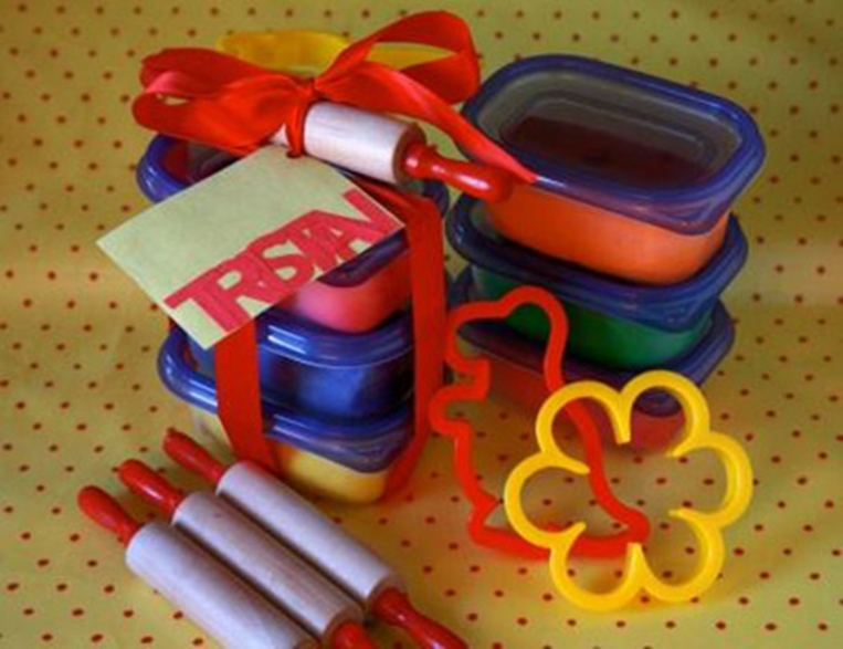 lembrancinhas criativas para aniversario infantil massinha