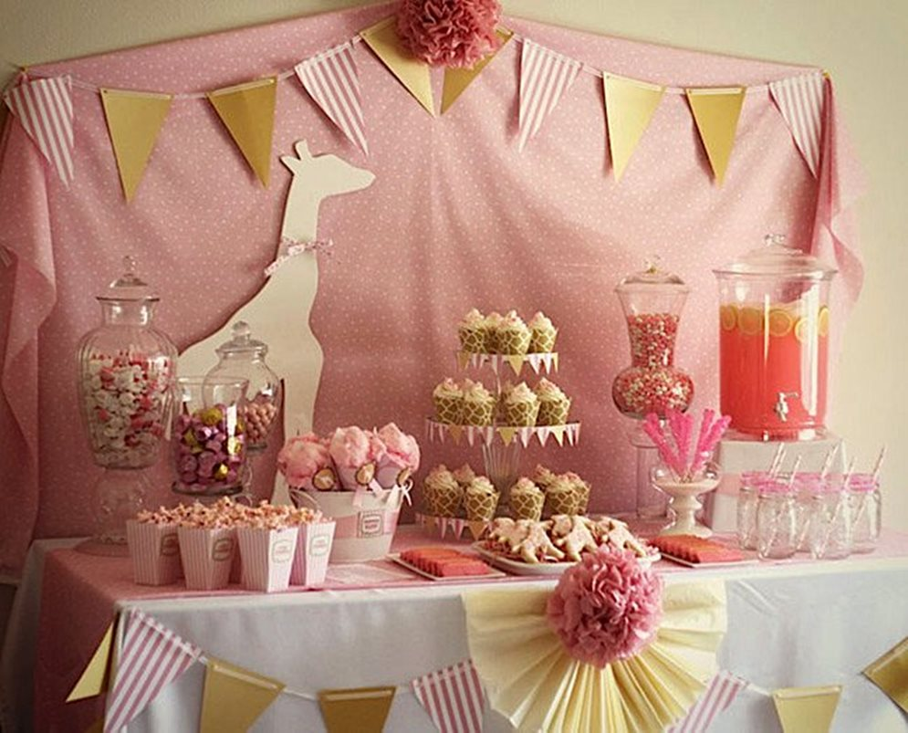 baby shower ideas for a girl decora 231 227 o de mesa para ch 225 de beb 234 lembrancinhas 30286