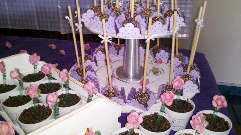 Festa das Flores Decoração