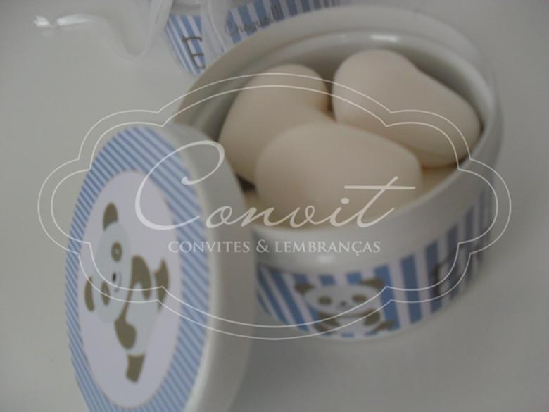 lembrancinha chá de fralda sabonete