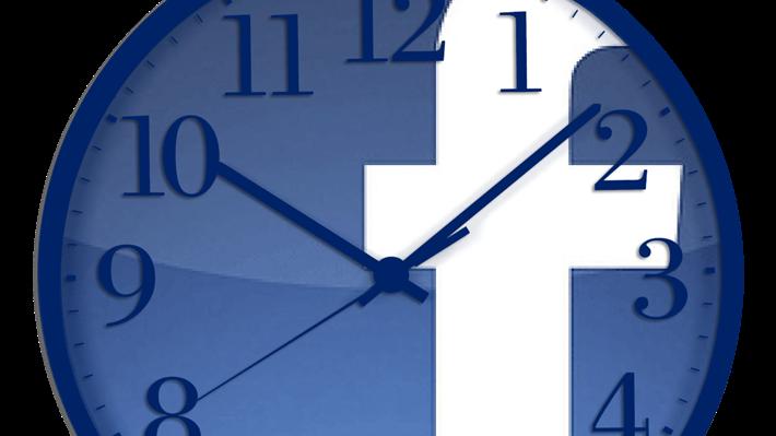 Qual horário de maior audiência no Facebook para lembrancinhas