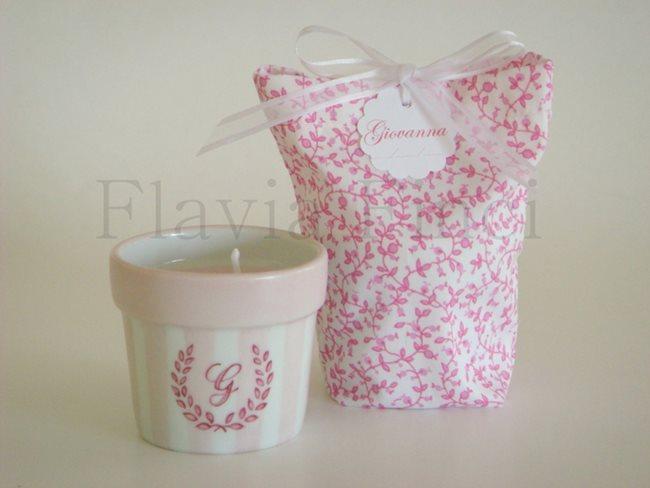 lembrancinha de maternidade rosa 5