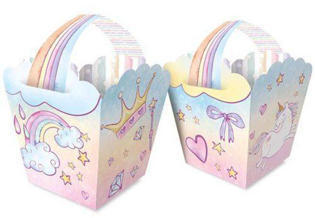 cachepot festa de unicornio