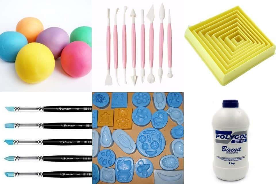 Biscuit para iniciantes – materiais básicos